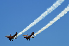 DSC_0650_002 (Gobbledeek) Tags: wales national airshow 2018 air show walesnationalairshow aerosuperbatics wing walkers aerosuperbaticswingwalkers wingwalkers