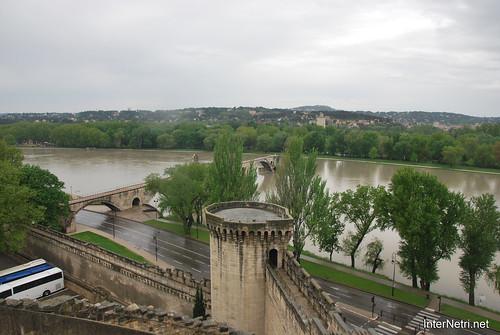 Річка Рона, Авіньйон, Прованс, Франція InterNetri.Net France 1455