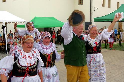21.7.18 Jindrichuv Hradec 4 Folklore Festival in the Garden 240