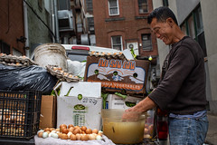Egg Wash (Dalliance with Light (Andy Farmer)) Tags: alley chinatown philadelphia philly vendor eggs pennsylvania unitedstates us