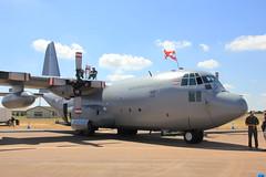 Lockheed C-130K Hercules (8T-CA) (Mike_47714) Tags: aviation aircraft aeroplane raf fairford royal international air tattoo riat july 2018 lockheed c130k hercules 8tca austria austrian force
