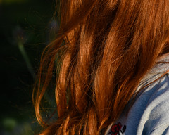 Shy (HW111) Tags: natural redhead introverted 7dwf hair