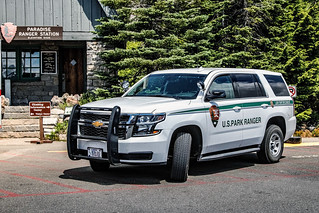 National Park Service Chevrolet Tahoe SSV