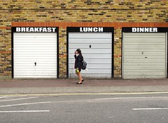 Three square meals (S Clark) Tags: plumstead se18 se18stories streetlife streetstories street streetphotography londonstreet londonlife southeastlondon london londonist threesquaremeals onionrings girl urbanlife urban canon canonpowershotg12