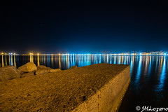 dique del varadero (josmanmelilla) Tags: nocturna melilla puerto mar noche agua barcos estrellas pwmelilla flickphotowalk pwdmelilla pwdemelilla