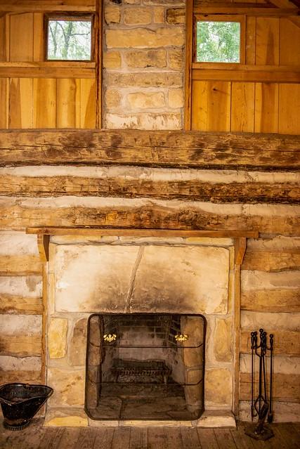 Hoosier National Forest - Brooks Cabin - July 31, 2018