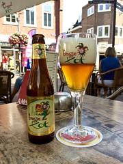 Brugse Zot / Lazy Louis / Amersfoort (rob4xs) Tags: amersfoort brugsezot lazylouis bier beer lazylouisjazzcaféeethuys iphonephoto nederland thenetherlands holland niederlande favorite