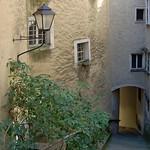 Salzburg - Altstadt (23) - Wir verlassen den Kapuzinerberg ... thumbnail