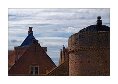 ELBURG (NL) - Hansestadt am Veluwemeer (Babaou) Tags: niederlande nederland veluwe veluwemeer gelderland architecture mauerwerk festung hansestadt dxopl putten2018 historisch