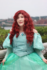 Princess Ariel (greyloch) Tags: dccosplays disney costume cosplay canonrebelt6s niksoftware ariel thelittlemermaid 2018 canonef50mm