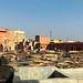 Tanneries in old Marrakesh - Morocco 2017