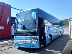 L700 EDW (Woolfie Hills) Tags: edwards coaches setra morriston