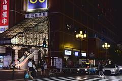 新宿 (briandodotseng59) Tags: asia japan tokyo night urban nikon nikkor street gu store corner color coth5 sun day life light shadow yellow white