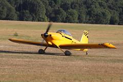 ShuttleworthFamilyAirshow2018-915 (mcaviationphoto) Tags: oldwardenaerodrome theshuttleworthcollection shuttleworthfamilyairshow gbvlr pfa18112306 vans vansaircraft homebuilt kit vansrv4