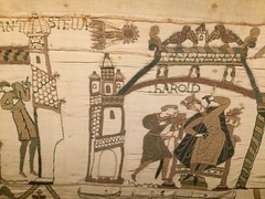 Bayeux Tapestry: 33 (DrBob317) Tags: france normandy bayeux bayeuxtapestry