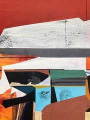 Jim Harris: Costal Air Defense at Örnsköldsvik. (Jim Harris: Artist.) Tags: art arte avantgarde abstract abstrakt abstractart zeitgenössische kunst konst painting peinture technology technik modern maalaus malerei modernart málverk målning makabe