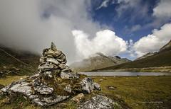 Rocks of Faith II Sela lake (swati.mallik) Tags: sellapass tawang rocks faith landscape