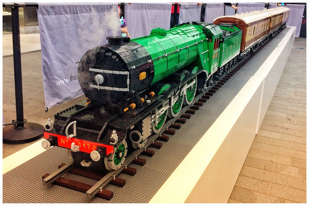 The World's Best Photos of flyingscotsman and lego - Flickr Hive Mind