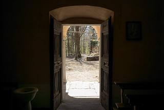 Madonna della Segna . Centovalli Ticino