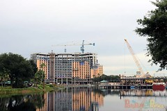IMG_9217 (Passport to the Parks) Tags: disneys coronado springs resort construction update july 2018 disney hotel