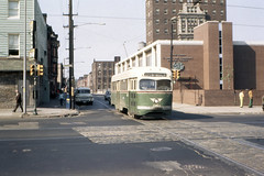 US PA Philadelphia SEPTA PCC 2562 Rt 47 6th-Girard sb (David Pirmann) Tags: philadelphia pa pennsylvania septa trolley streetcar tram transit railroad train pcc