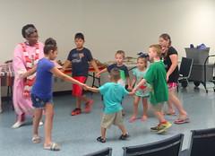 Native American dances by Ken Dixon and Regina Smith