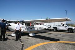C-GBUD C172 (Vernon Harvey) Tags: cgbud cessna 172 skyhawk boundary bay zbb airshow