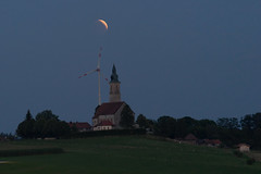 Only some more Minutes to the total Eclipse (*Capture the Moment*) Tags: 2017 2018 bavaria bayern bloodmoon deutschland fotowalk fullmoon germany juli july sonya7m2 sonya7mii sonya7mark2 sonya7ii sonyfe70200mmf28gmoss sonyilce7m2 totaleclipse