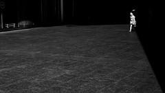 out of darkness (frax[be]) Tags: streetphotography street 35mm fuji xe3 kid urban outdoor lightshadows dark noir noiretblanc monochrome composition geometry highcontrast bnw bw blackwhitephotos