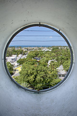 view from the portal (ucumari photography) Tags: ucumariphotography keywest lighthouse portal window florida fl july 2018 dsc3523