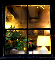 A pub from the window (Christmas in Norwich) (mibric) Tags: fenêtre window noël christmas england angleterre