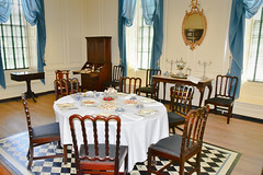 Governor's Palace Dining Room at Colonial Williamsburg VA (mbell1975) Tags: williamsburg virginia unitedstates us governors palace dining room colonial va usa american america historic