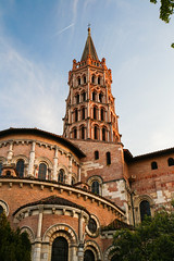 (litrator) Tags: toulouse france europe city old town street church architecture building