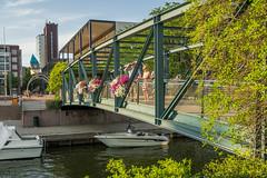 Hesinki Channel Bridge (PatrickHansy) Tags: helsinki suomi finland finnland tallinn estland estonia summer sommer natur stadt city northerneurope europa nordeuropa meer sea balticsea ostsee heis eu strasen streets skandinavien skandinavia