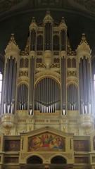Brunico, church of the Assumption of Mary (Sokleine) Tags: catholic marie bruneck heritage brunico trentinoaltaadige italia hautadige trentin südtyrol italy italie italien assomption mary orgue organ pipes