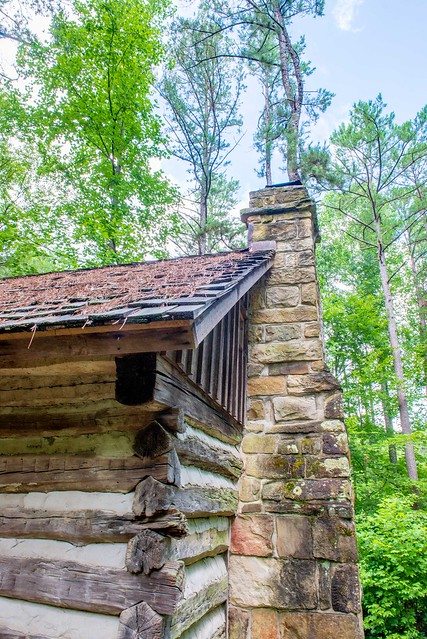 Hoosier National Forest - Brooks Cabin - July 22, 1018