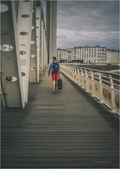 Brest (christophe plc) Tags: bridge pont recouvrance brest finistere bretagne canon 6dmark2 architecture