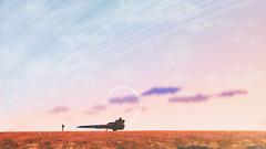 Spaceman | No Mans Sky (CHRISinSESSION) Tags: 4k games game screenshots screenshot gamescreenshots gamescreens digital art realism beautiful virtualphotography videogames screencapture societyofvirtualphotographers sunset no mans sky nomanssky next