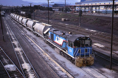D34 at Cringila (Bingley Hall) Tags: rail railway railroad transport train transportation trainspotting diesel locomotive engine australia newsouthwales nsw bhp englishelectric portkembla cringila switcher shunter 12csvt d34