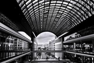 Mall of Berlin. Hangout