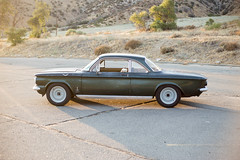Spyder (Shutter Theory) Tags: corvair spyder monza turbocharged chevrolet lakeelizabeth forsale
