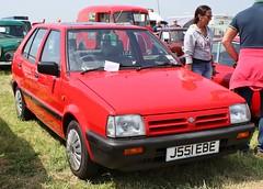 J551 EBE (1) (Nivek.Old.Gold) Tags: 1992 nissan micra lx auto 5door 988cc dixonmotorholdings