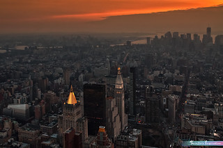 Low Light at Dusk, New York City *A Beautiful Nature*