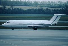 Aravco Ltd. BAC 1-11-212AR VR-CBY (c/n 183) (Manfred Saitz) Tags: vienna international airport flughafen wien vie lowi aravco ltd bac 111 ba11 vrcby vrreg