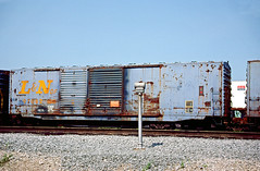 L&N 97082 (Chuck Zeiler) Tags: ln 97082 railroad boxcar freight car box nashville train chuckzeiler chz