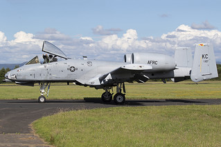 United States Air Force A-10C Thunderbolt II 79-0107 'KC'