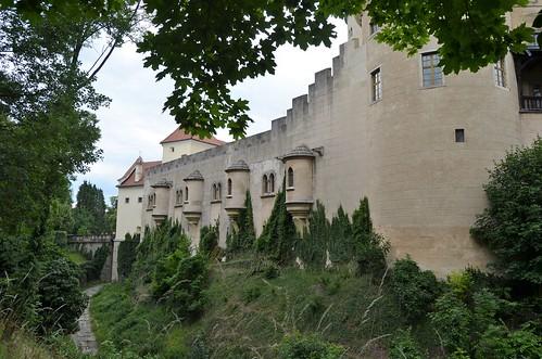 The castle of Bojnice II