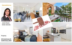 4/5 Hutchinson Street, Surry Hills NSW
