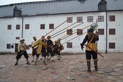 Poort eder piqve! (GARS Savolax) Tags: turunlinna turkucastle åboslott historianelävöitys reenactment 1600luku 1600tal 17thcentury gars pikenööri pikenööripäivä pikedrill