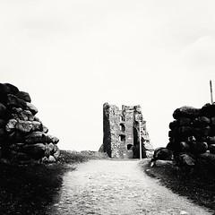 Navahrudak Castle. Incredible journey. Belarus (veronicabosovetc) Tags: navahrudak ruins belarus travelling